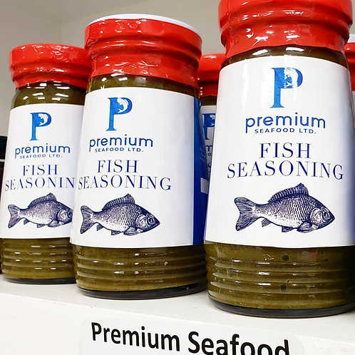 Premium Seafood Fish Seasoning