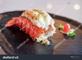 stock-photo-grilled-lobster-and-vegetabl