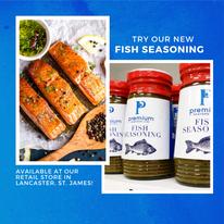 Seasoning Jar Label