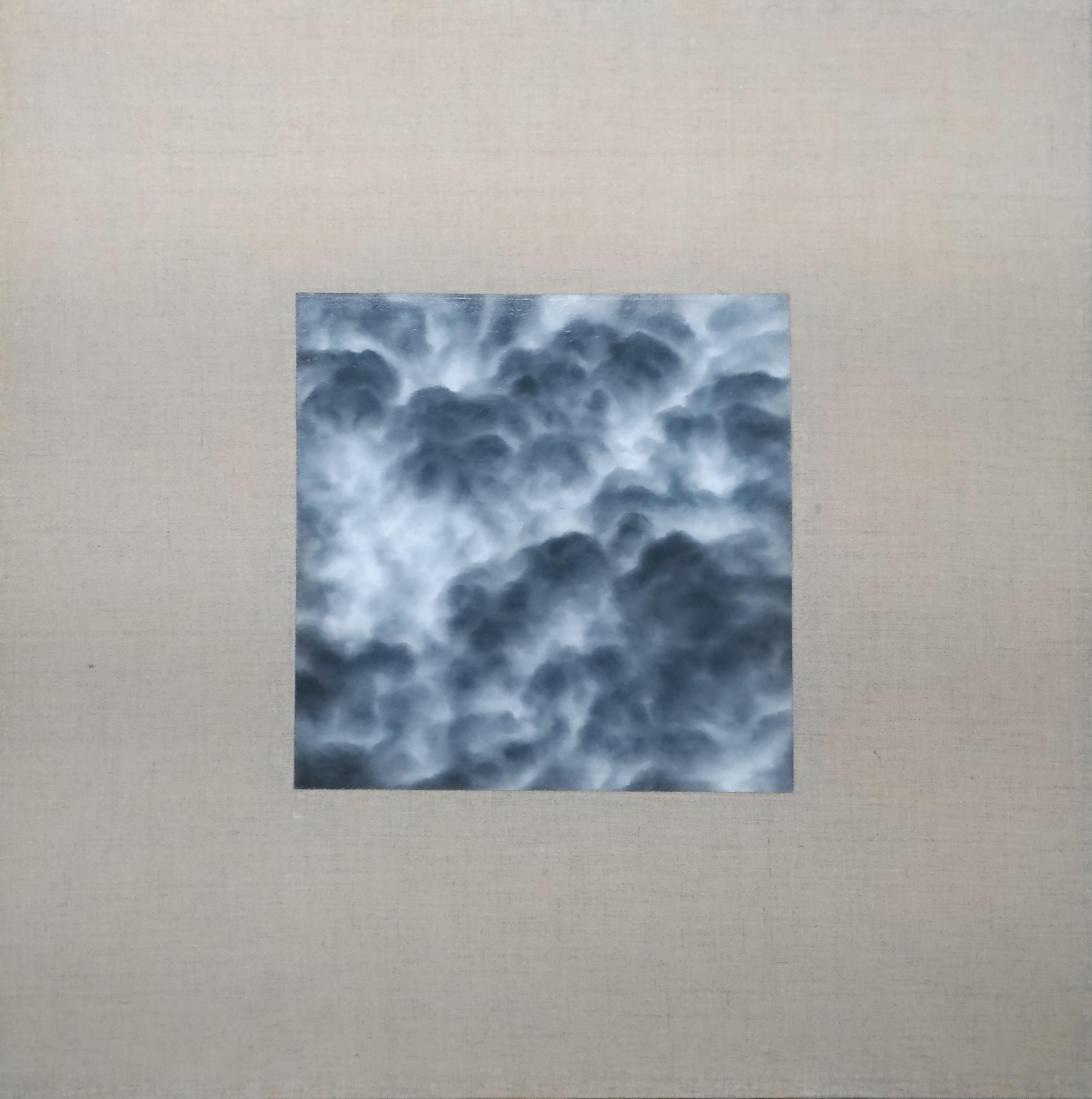 雲的前景 I