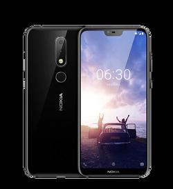 Nokia X6 5.8 inch