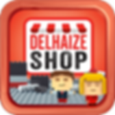Play Delhaize shop in mixed.place mixed reality app