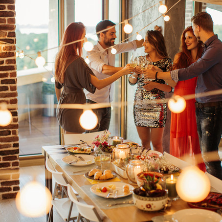 Have Professional Cleaners Alleviate Your Party-Planning Anxiety
