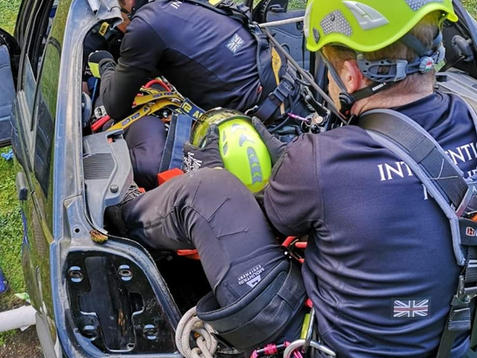 Consultancy Services and Rescue Team Cover