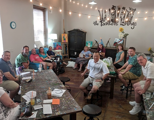 Life Group at The Painter's Lounge