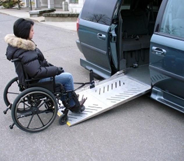 Adaptive Wheelchair Vehicles