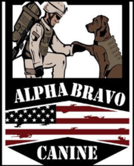 Alpha Bravo Caninelogo