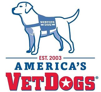 American vetdogs logo