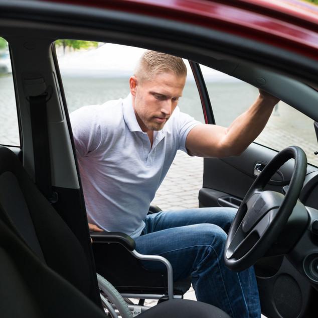 Custom Adaptive Vehicles for Drivers