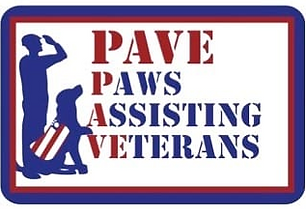 Paws Assisting Veterans PAVE