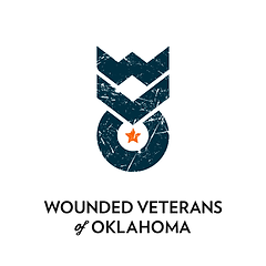 Wounded Veterans of Oklahoma Blue Logo.png