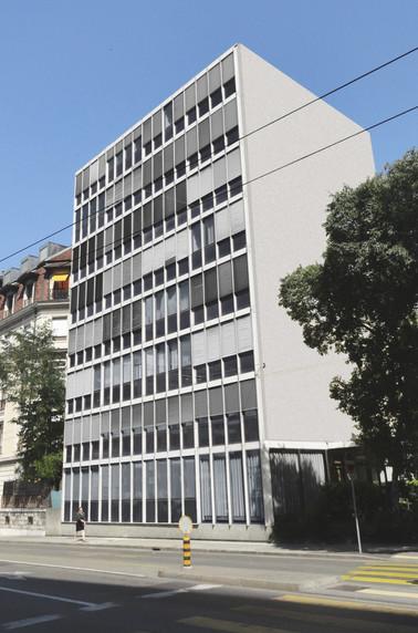 Immeuble Champel – Malombré