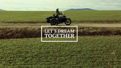 Let´s dream together