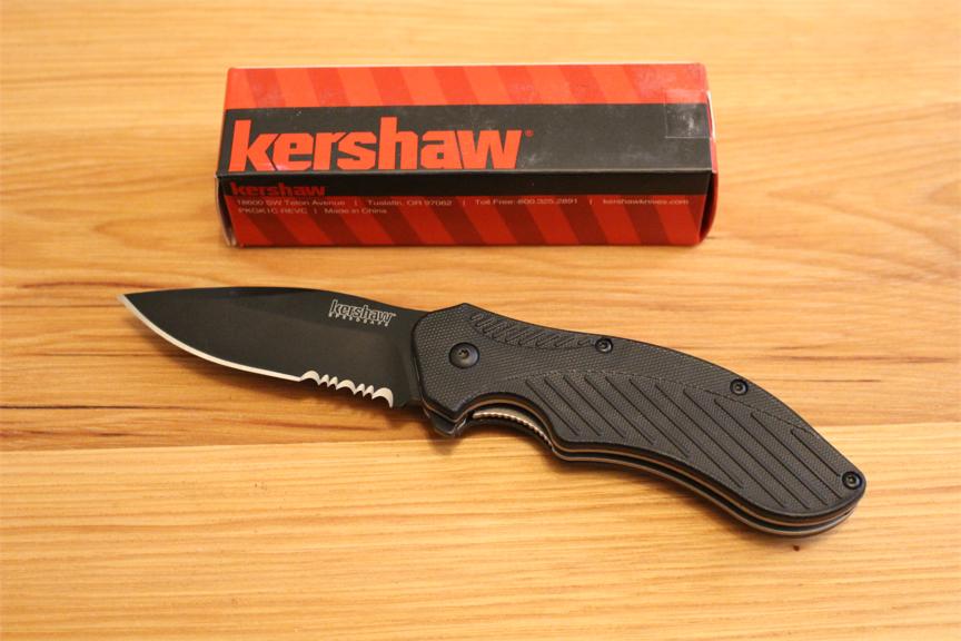 Kershaw Clash