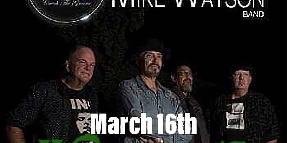 The Mike Watson Band Live!
