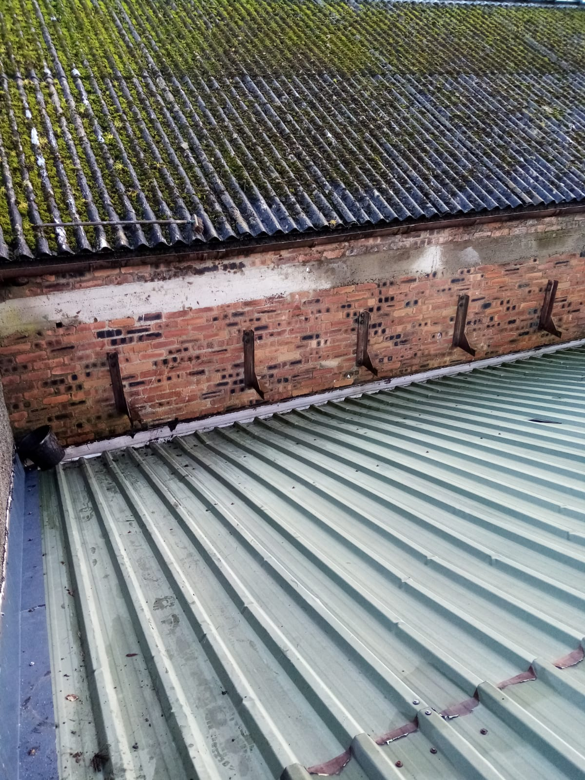 Gutters Cleared