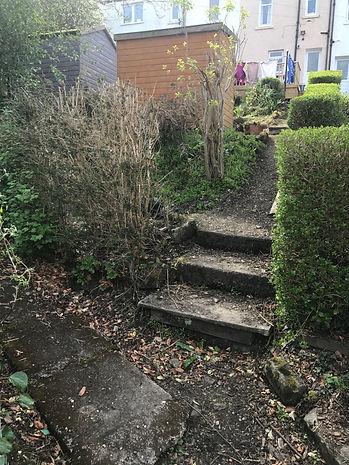 Giffnock Garden Overhaul