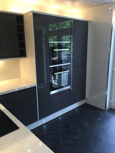 Fitting New Kitchen