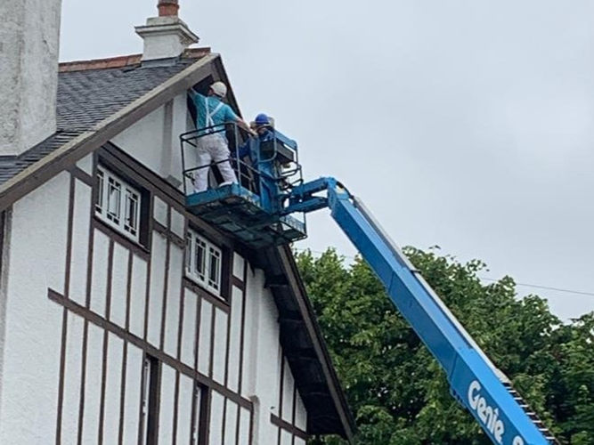 Exterior Painting in Paisley