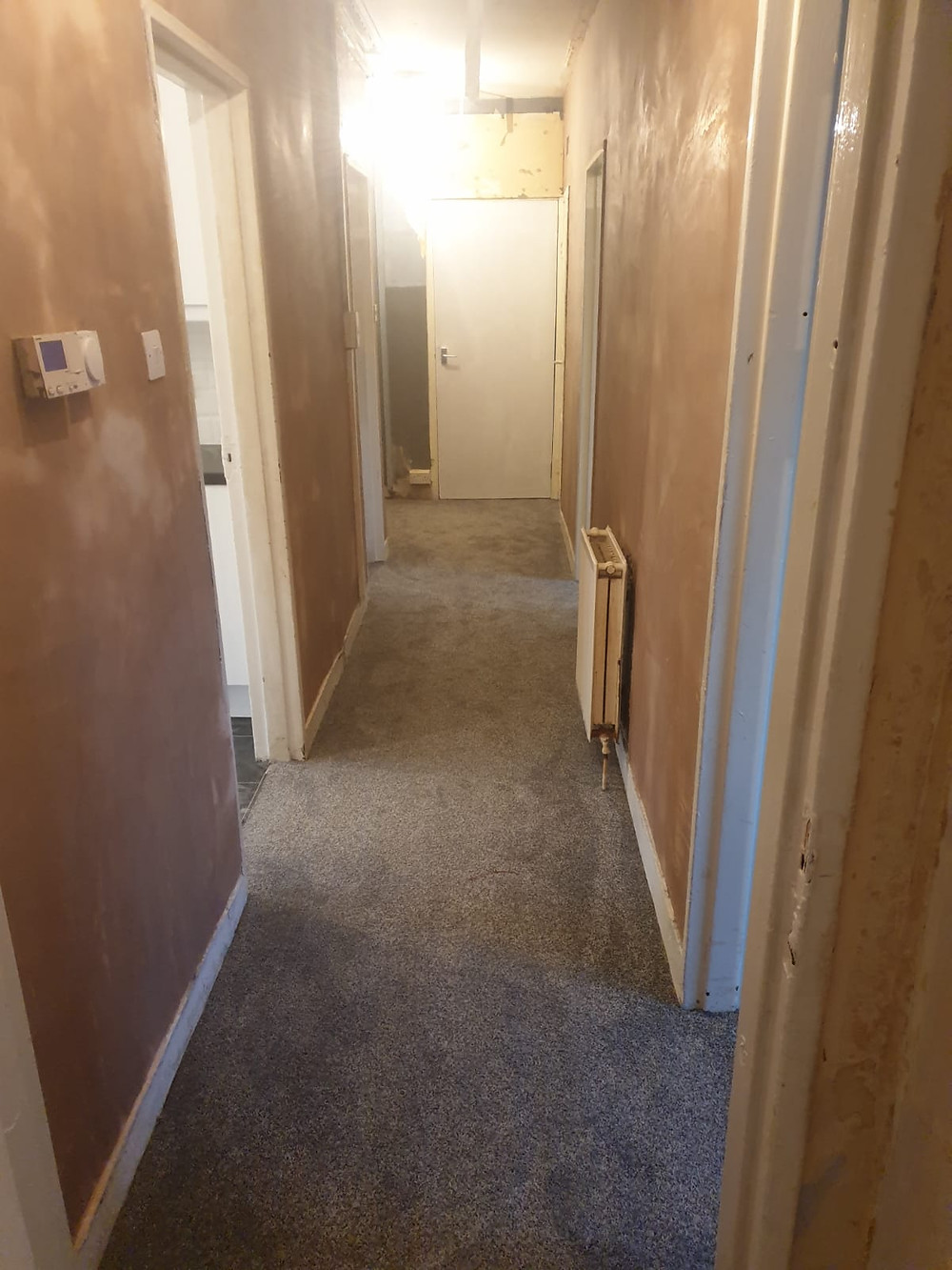 Plastering carried out in Newton Mearns