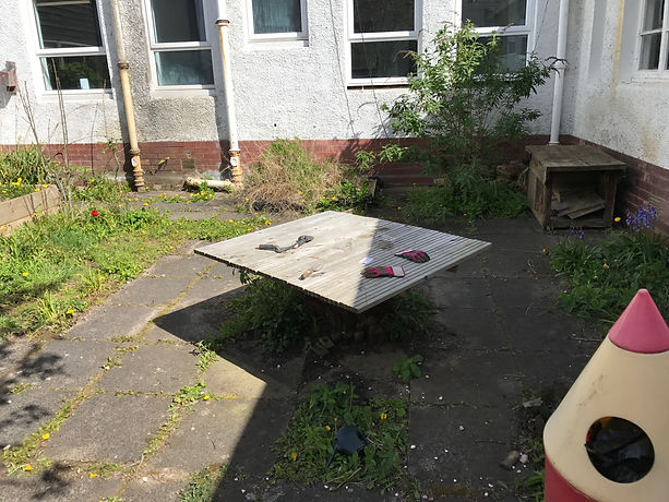 Netherlee Primary Secret Garden