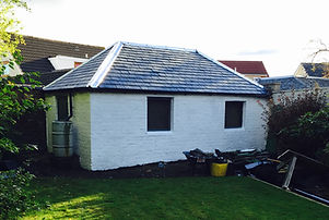 Building works - outbuilding