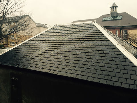 Re-roof Paisley