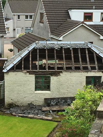 Outbuilding Restoration, Lenzie