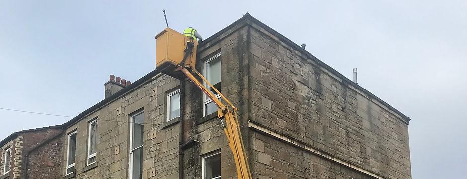 Roof repair Paisley