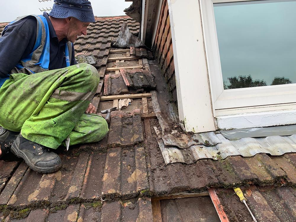 lead repair in newton mearns
