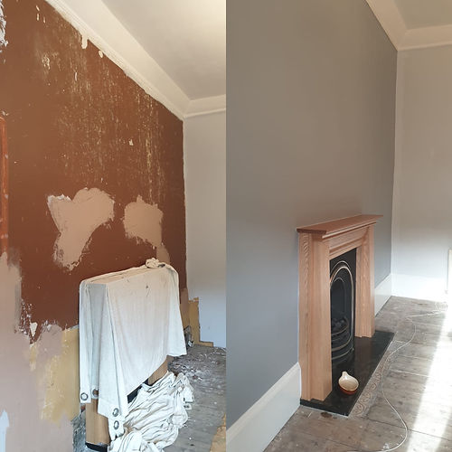 Plastering in Newton Mearns