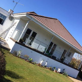 Exterior painting Newton Mearns