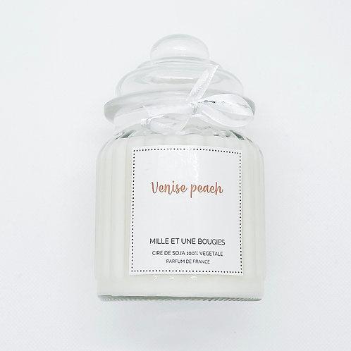 Bonbonnière parfum VENISE PEACH