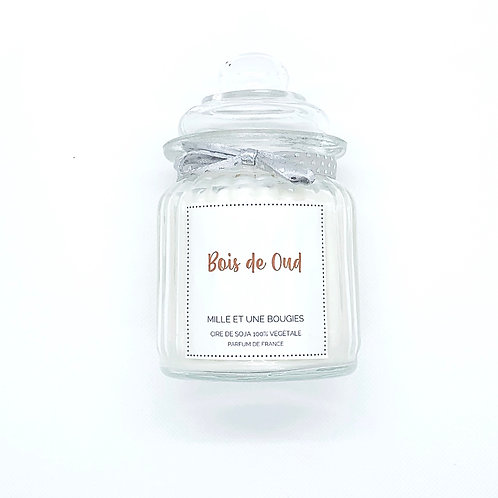 Bougie parfum BOIS DE OUD