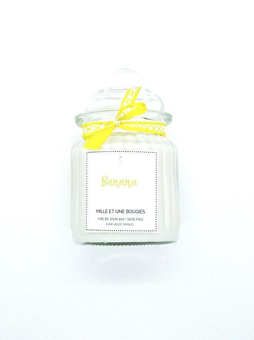 Bonbonnière parfum BANANA