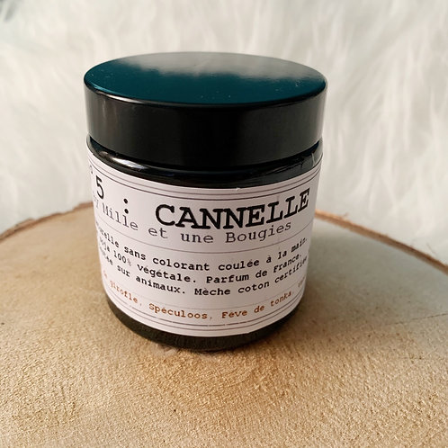 Bougie N°5 CANNELLE