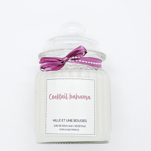 Bonbonnière parfum COCKTAIL BAHAMA