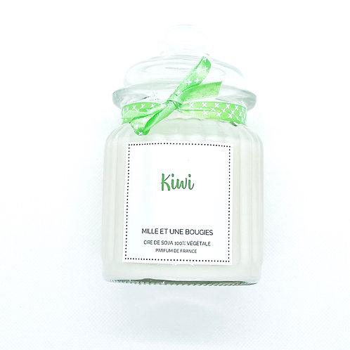 Bonbonnière parfum KIWI