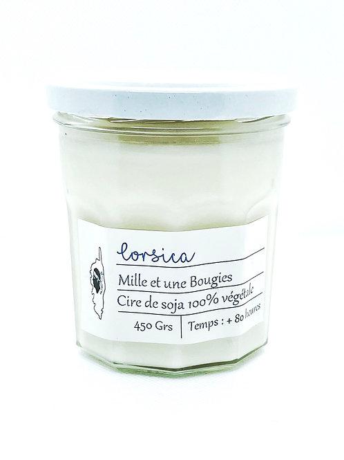 Bougie Pot parfum CORSICA