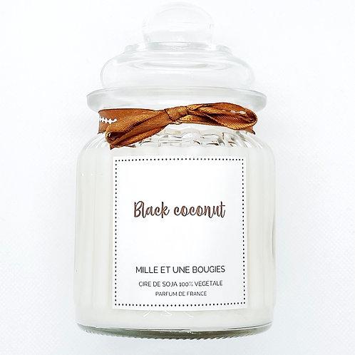 Bonbonnière parfum BLACK COCONUT