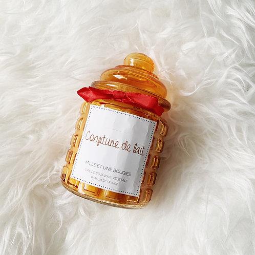 Bonbonnière parfum CONFITURE DE LAIT