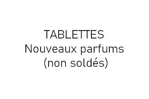 Tablettes parfumées de 6 Cubes Fondants COLZA