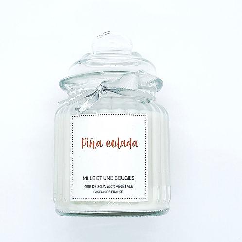 Bonbonnière parfum PINA COLADA