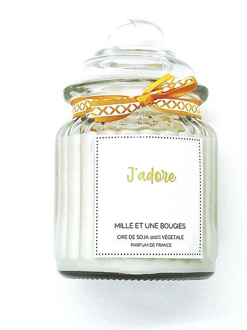 Bonbonnière parfum J'ADORE