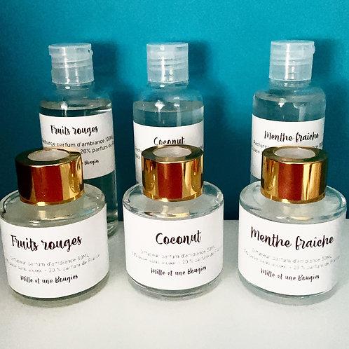 Diffuseur de parfum d'ambiance bouchon OR