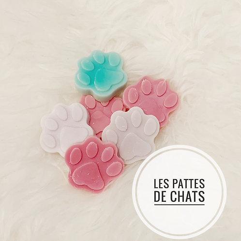 Fondants LES PATTES DE CHATS