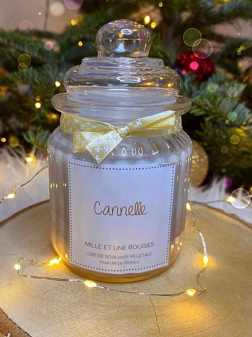 Bougie parfum CANNELLE