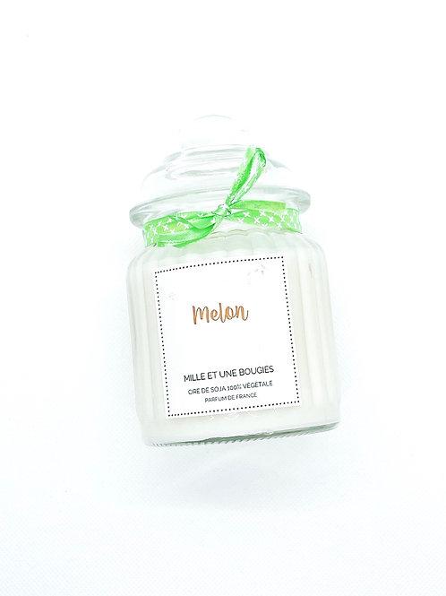 Bonbonnière parfum MELON