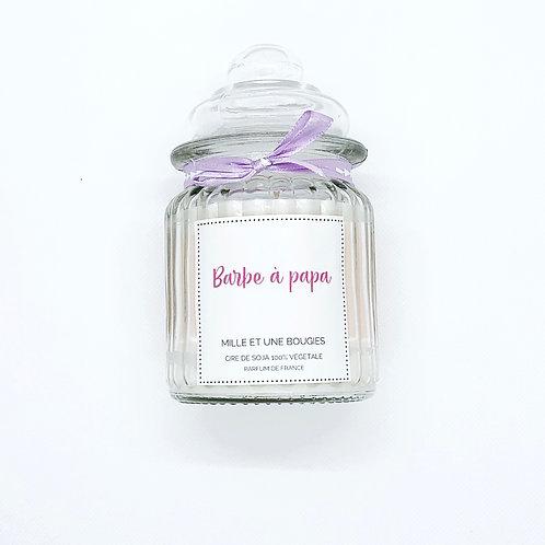 Bougie parfum BARBE à PAPA
