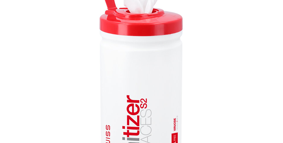 SANITIZER SURFACES S2 WIPES